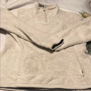 Used coat size M by north face